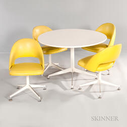 Mid-20th Century Dinette Set