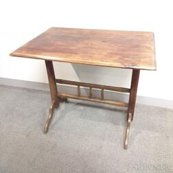 Country Pine Table