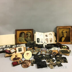 Small Group of 19th and 20th Century Photographs