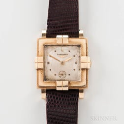Longines 14kt Gold Manual-wind Wristwatch