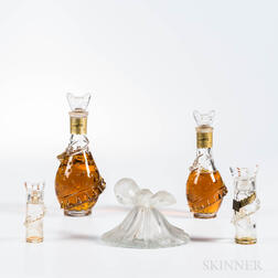 Five Glass Bow Perfumes