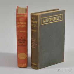 Two Editions of James Homans' Self-Propelled Vehicles
