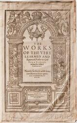 Jewell, John (1522-1571) The Works.