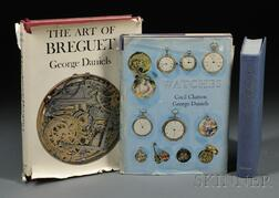 Three Titles on Watches and Watchmaking by George Daniels