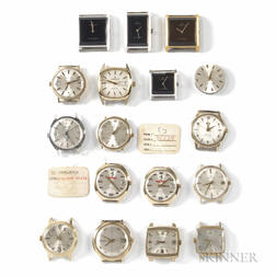 Collection of Hamilton Wristwatches