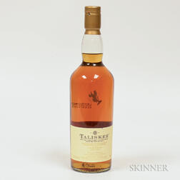 Talisker 175 Anniversary, 1 750ml bottle