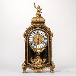 Boulle Mantel Clock