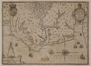(Maps and Charts, North America, Virginia)
