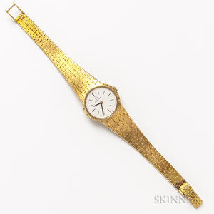 Omega 18kt Gold Lady's Wristwatch