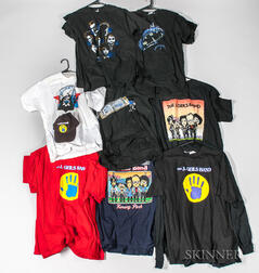 Twenty The J. Geils Band and Bluestime T-shirts