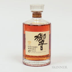 Suntory Hibiki 17 Years Old, 1 70cl bottle