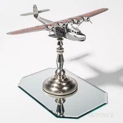 Pan American Systems Seaplane Aviation Model Lamp