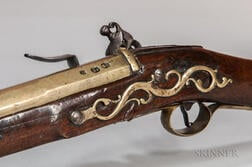 British Brass-barreled Blunderbuss