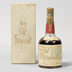 Very Old Fitzgerald 12 Years Old 1951, 1 4/5 quart (oc)