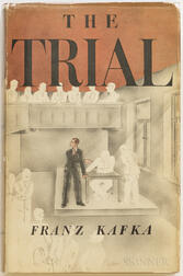 Kafka, Franz (1883-1924) The Trial  , First American Edition.
