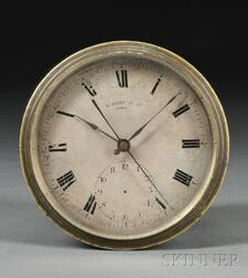 """Norman M. Saati """"One-Wheeled"""" Chronometer and Components"""