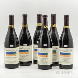 Edmunds St. John Durrell Vineyard Syrah 1994, 6 bottles