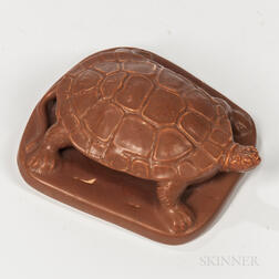 Hampshire Art Pottery Turtle