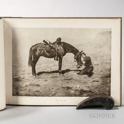 Schreyvogel, Charles (1861-1912) My Bunkie and Others, Pictures of Western Frontier Life.