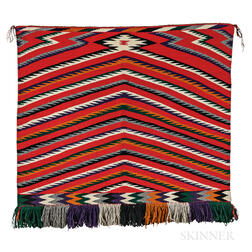 Navajo Germantown Weaving