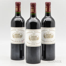 Chateau Margaux 2005, 3 bottles