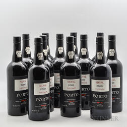Quinta do Noval Silval 2000, 12 bottles