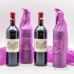 Chateau Lafite Rothschild 2008, 4 bottles