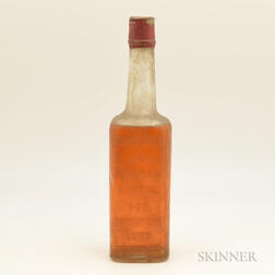 Rock, Rye and Horehound Cordial, 1 demi bottle