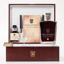 Final Reserve 45 Years Old 1970, 1 750ml bottle (pc)