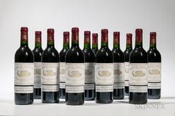Chateau Margaux 1990, 12 bottles