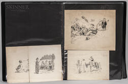 Grover Goff Strother (American, 1888-c. 1925)      Forty-two Illustrations