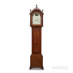 James Perrigo Cherry Tall Clock