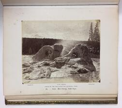 Crissman, Joshua (1833-1922) and William Isaac Marshall (1840-1906) Views in the Yellowstone National Park.