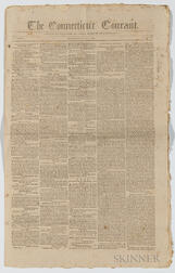 The Connecticut Courant   Newspaper