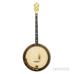 Ludwig The Ace Tenor Banjo, c. 1930
