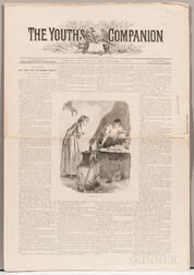 The Youth's Companion  , September 8, 1892, Containing the First Printed Mention of the Pledge of Allegiance.