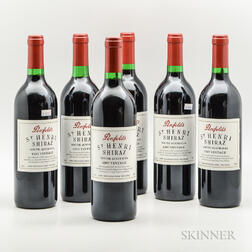 Penfolds St. Henri Shiraz 1997, 6 bottles