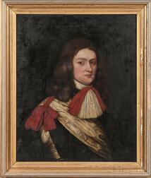 British School, 17th Century Style      Colonel Archibald Campbell, 9th Earl of Argyll (1629-1685)