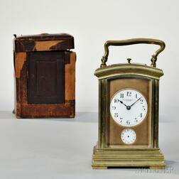 Charles Hour Carriage Clock