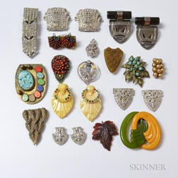 Group of Women's Accessories