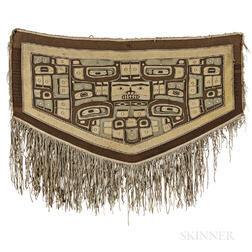 Northwest Coast Chilkat Blanket