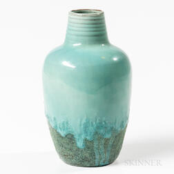 Willem Coendraad Brouwer (1877-1933) Art Pottery Vase