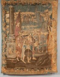 Aubusson Tapestry Fragment