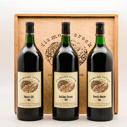 Diamond Creek Mixed Magnum Case 1982, 3 magnums (owc)