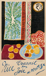 After Henri Matisse (French, 1869-1954)      Nice Travail et Joie