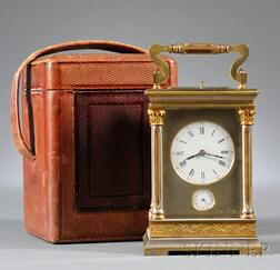 Hour Repeating Carriage Clock by Breguet