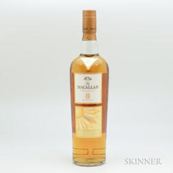 Macallan Easter Elchies 8 Years Old, 1 70cl bottle