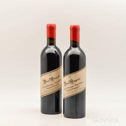 Dunn Vineyards Cabernet Sauvignon, 2 bottles