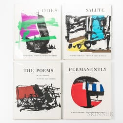 [Abstract Expressionism] Four Volumes.