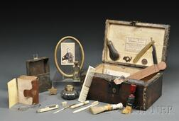 Major George Washburn's Civil War Personal Items